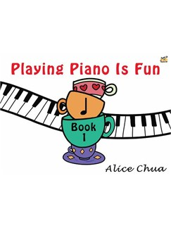 Playing Piano Is Fun Book 1 Books | Piano