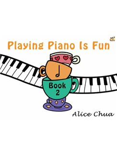 Playing Piano Is Fun Book 2 Books | Piano