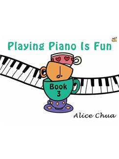 Playing Piano Is Fun Book 3 Books | Piano