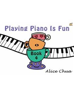 Playing Piano Is Fun Book 4 Books |