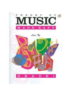 Theory Of Music Made Easy: Grade 1 Books |
