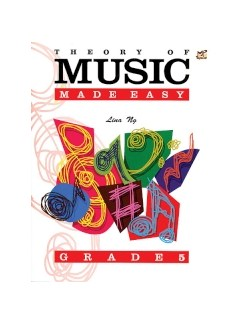 Theory Of Music Made Easy Grade 5 Books | All Instruments