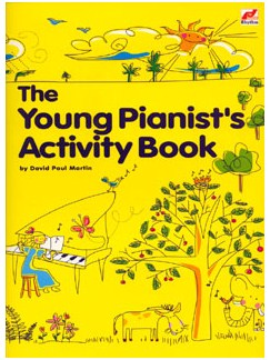 The Young Pianist's Activity Book Books | Piano