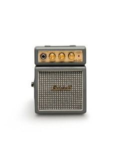 Marshall: MS2C Micro Portable Guitar Amplifier (Grey)  |