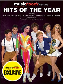 Musicroom Presents: Hits Of The Year Books | Piano, Vocal & Guitar