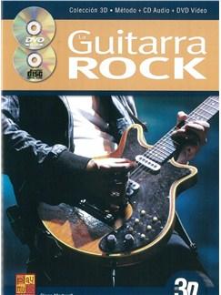 Diego Martorell: La Guitarra Rock En 3D Books, CDs and DVDs / Videos | Guitar