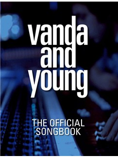 Vanda & Young: The Official Songbook Books | Melody Line, Lyrics & Chords