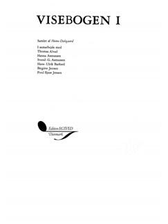 Heimo Dalsgaard m.fl: Visebogen 1 (Songbook) Books | Melody Line, Lyrics & Chords, SA