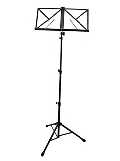 Barnes And Mullins: Music Stand Heavy Duty With Bag  |