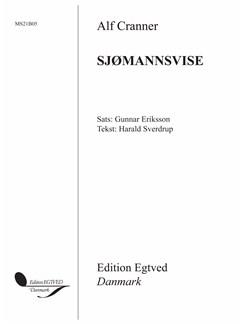 Alf Cranner: Sjømannsvise Books | SATB