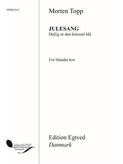 Morten Topp (Arr.): Julesang  (SATB) Bog | SATB