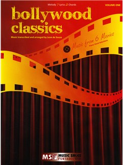 Bollywood Classics - Volume 1 Books | Piano, Vocal & Guitar