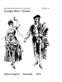 Bent Mortensen: Georges Bizet - Carmen Books |