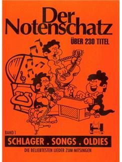 Der Notenschatz (4 Kennenlern-CDs) CDs   Voice