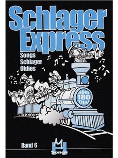 Schlagerexpress Band 6 Books | Melody Line, Lyrics & Chords