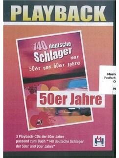 140 Deutsche Schlager Der 50er Und 60er Jahre (3 Kennenlern-CDs) CDs |