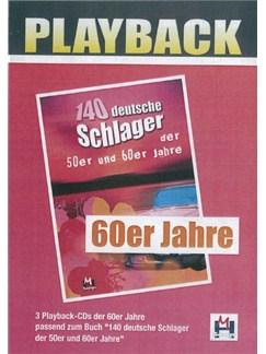 140 Deutsche Schlager Der 50er Und 60er Jahre (3 Playback-CDs 60er) CDs |