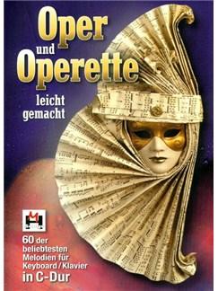 Oper Und Operette Leicht Gemacht Books   Melody Line, Lyrics & Chords