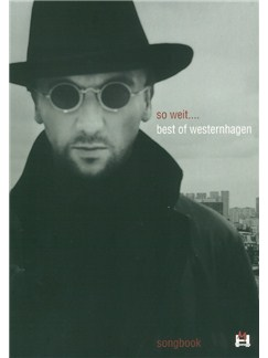 So Weit...Best Of Westernhagen Livre | Piano, Chant et Guitare