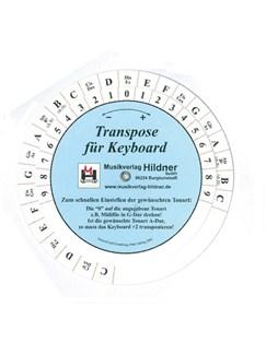 Transponierscheibe Für Keyboard  | Keyboard