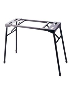 Stagg: MXS-A1 Adjustable Mixer/Keyboard Stand  | Keyboard, Digital Piano