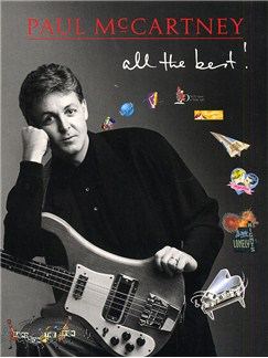 Paul McCartney: All The Best! Books | Piano, Voice, Guitar