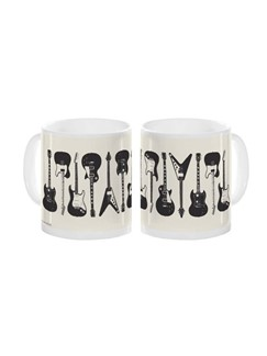 Electric Guitars Mug  |