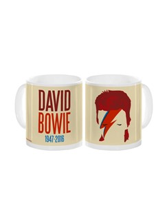 David Bowie Mug  |