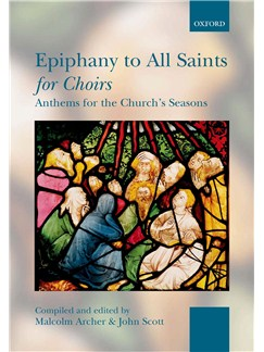 Epiphany To All Saints For Choirs (Paperback) Books | SATB, Organ Accompaniment