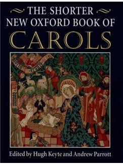 The Shorter New Oxford Book Of Carols Books | SATB, Organ or Piano Accompaniment