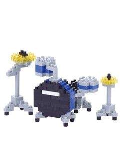 Nanoblock: Drum Set  |
