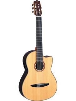 Yamaha: NCX1200R Electro-Classical Guitar - Natural Instruments | Classical Guitar, Electro-Classical Guitar