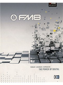 Native Instruments: FM8 CD-Roms / DVD-Roms  