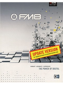 Native Instruments: FM8 (Update Version) CD-Roms / DVD-Roms |