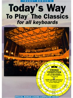 Today's Way To Play The Classics For All Keyboards Books | Keyboard