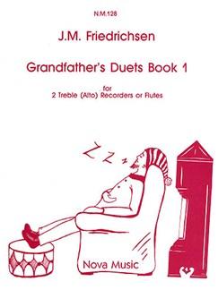 Grandfather's Duet Book Books | Alto (Treble) Recorder (Duet)