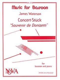 Concert-Stuck Books | Bassoon