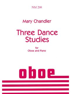 Three Dance Studies Books | Oboe