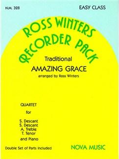 Amazing Grace Books | Recorder (Quartet)