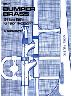 Bumper Brass (Trombone Duets - Treble Clef) Books | Trombone