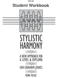 Stylistic Harmony Student Workbook Books | Workbook