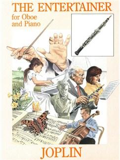 Scott Joplin: The Entertainer (Oboe/Piano) Books | Oboe, Piano Accompaniment