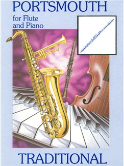 Portsmouth (Flute) Books | Flute, Piano Accompaniment