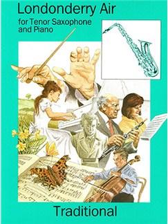 Londonderry Air (Tenor Saxophone/Piano) Books | Tenor Saxophone, Piano Accompaniment