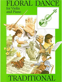 The Floral Dance Books | Violin, Piano Accompaniment