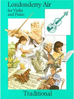 Londonderry Air (Violin/Piano) Books | Violin, Piano Accompaniment