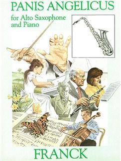 Panis Angelicus Books | Saxophone