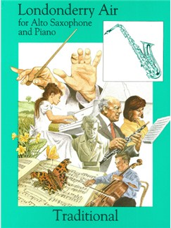 Londonderry Air (Alto Saxophone) Books   Alto Saxophone, Piano Accompaniment