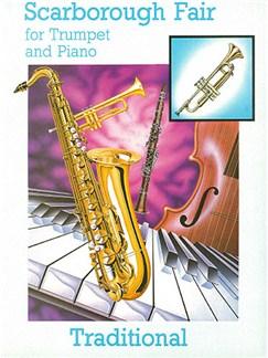 Scarborough Fair (Trumpet and Piano) Books | Trumpet, Piano Accompaniment