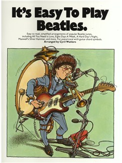 It's Easy To Play: Beatles Volume 1 Books | Piano and Voice, with Guitar chord symbols